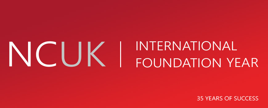NCUK International Foundation Year